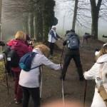 Non solo trekking con l'Asds Majorana, nuova sfida a passi di Nordik Walking.