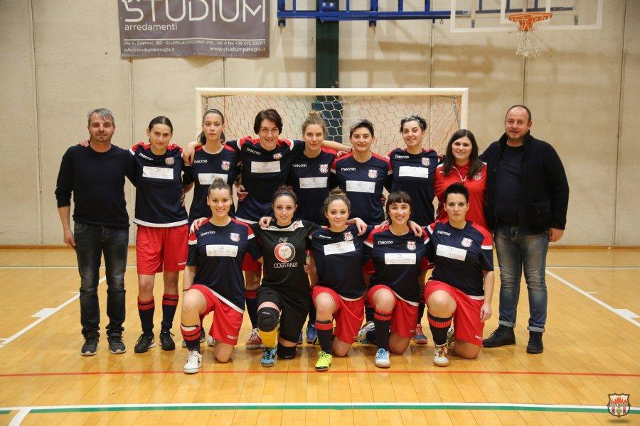 Orvieto Fc, fine settimana in chiaro scuro: 2 sconfitte per le prime squadre maschili. Lunedì match futsal femminile