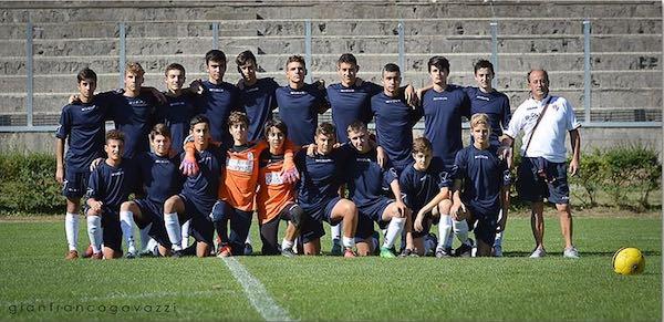 Etruria calcio, sugli scudi gli Allievi regionali Under 17 del Tecnico Danilo Casaccia