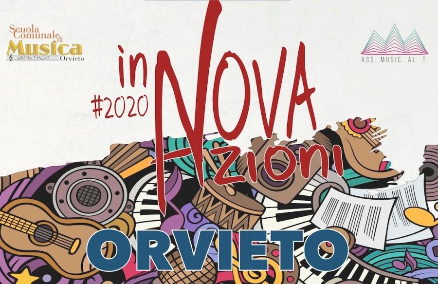 """""""Orvieto Music Shares"""", successo per il """"InNOVAzioni2020"""""""