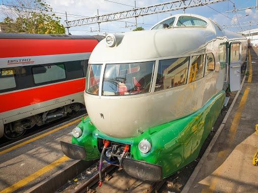 """Annullato e rinviato a data da destinarsi viaggio inaugurale del treno """"Arlecchino"""" per l'Anno del treno turistico"""
