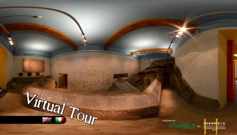 Covid-19, la cultura non si ferma: il Museo Civita propone la visita virtuale
