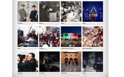 Presentato il Calendario 2021 della Polizia di Stato, in 12 scatti