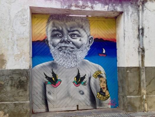 Viejoven en Laredo, Cantabria