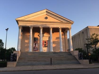 Longstreet Theatre 2