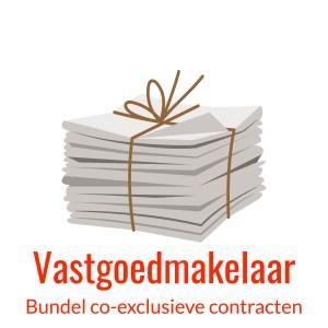 Bundel co-exclusieve contracten