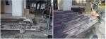 Реновирање улазног степеништа у Доњој Мали