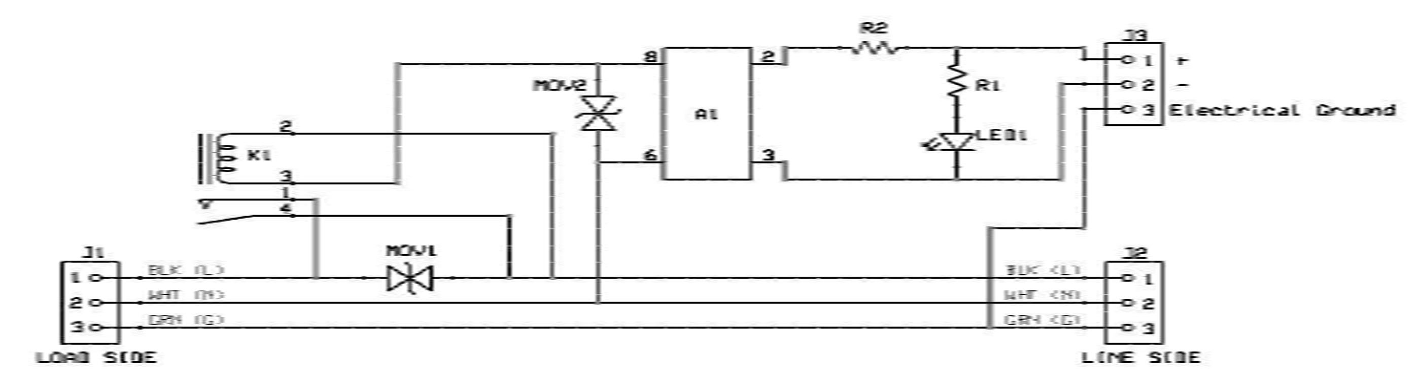 solid state relay wiring diagram itil v3 drivers relays and mbed power switch tail ii schematic
