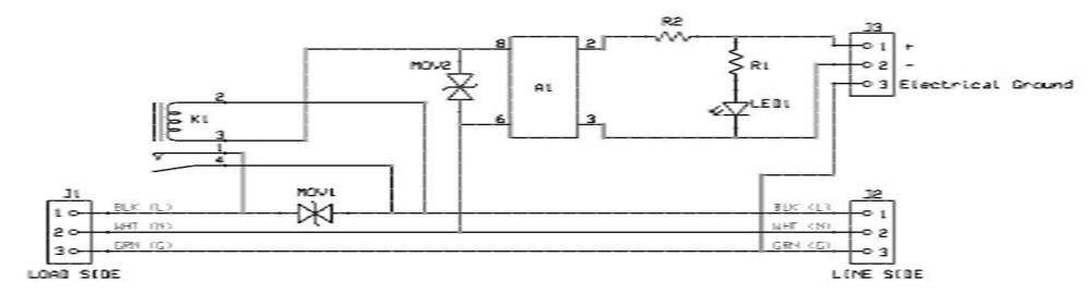 medium resolution of power switch tail ii schematic