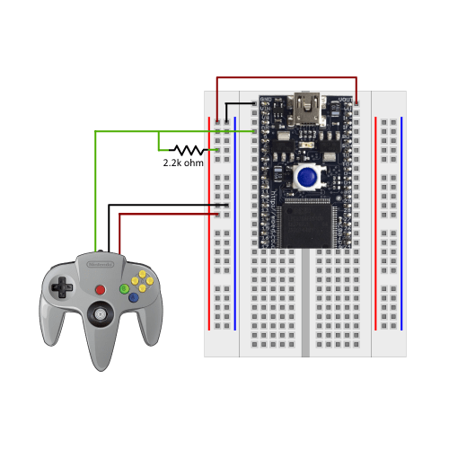 small resolution of nintendo controller wiring diagram