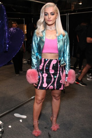 Jeremy Scott - Backstage - September 2016 - New York Fashion Week: The Shows