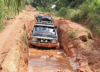 Govt to spend about GH¢50 million to repair damaged roads in the Upper West Region.