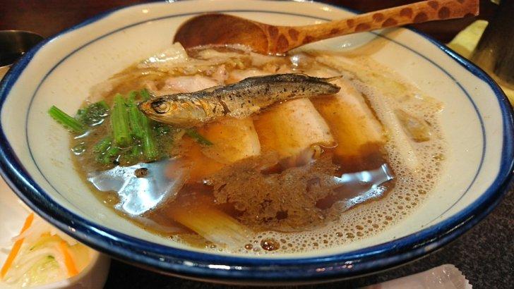 福島 ラーメン 烈志笑魚油 麺香房 三く