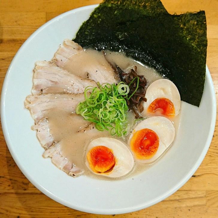 幻の豚骨ラーメン○○ 福島 ラーメン