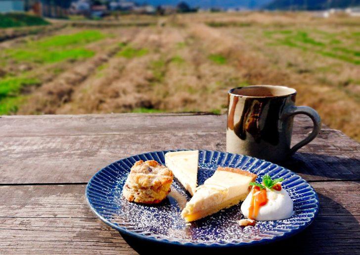 キャリー焼菓子店 篠山 カフェ