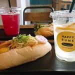 HAPPY BUNS 京都 カフェ