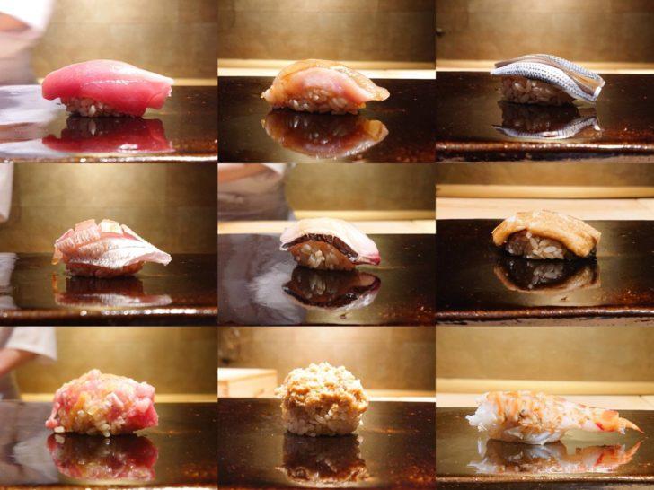 鮨三心 谷町六丁目 寿司