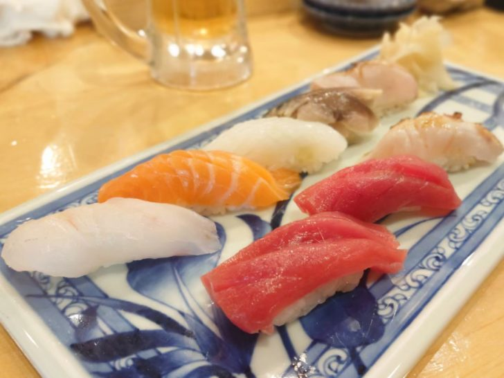 香味岡 福島 寿司