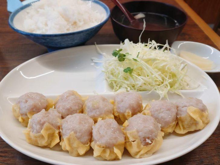 一芳亭 難波 中華料理