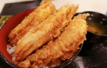 天周 京都 丼