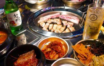 ルートツー食堂 京都 韓国料理