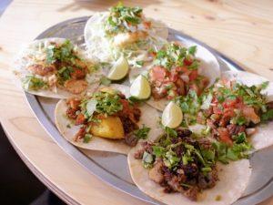 タコフィニ 天満 メキシコ料理