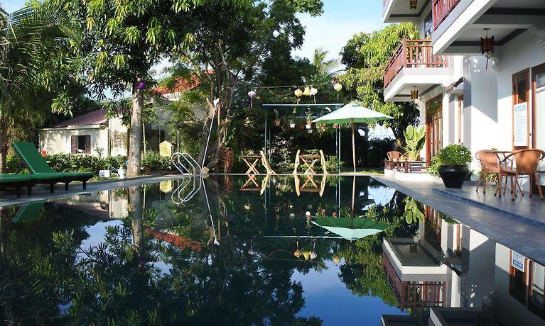 Hotel Hoi An Osaka Riverside Villa Spa Hoi An Vietnam