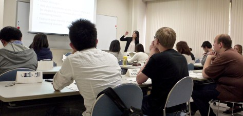 One of the sessions from a previous year's mentor orientation