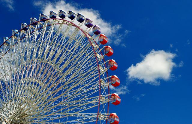 推薦黃金週可以在大阪玩的四個景點