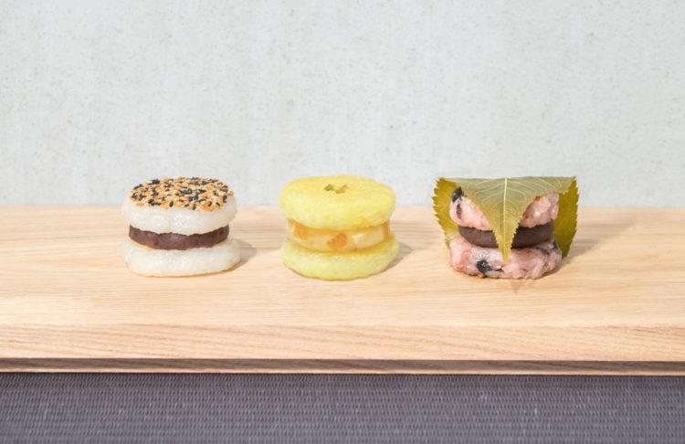 Ohagi Burger
