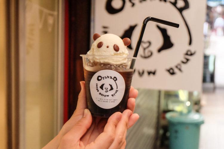 在大阪也能看到熊貓!日本橋不為人知的去處