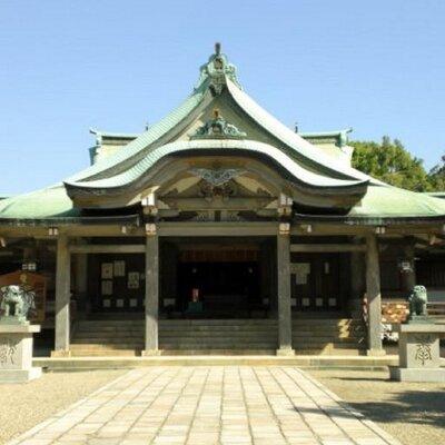 호코쿠신사의 사진