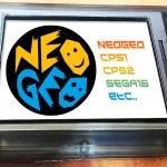 RETROGAME RS-97のアーケード(ネオジオ CPS)エミュレータ FBAの使い方