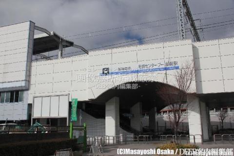 尼崎市 尼崎センタープール前