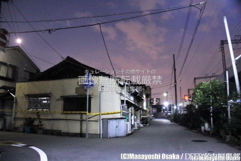 尼崎市の外れの陸の孤島!神崎新地とウチナーンチュの街「尼崎市戸ノ内町」を歩く