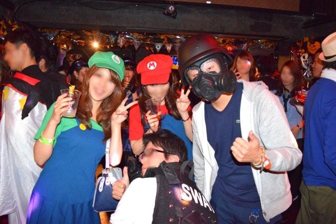 ハロウィン 大阪
