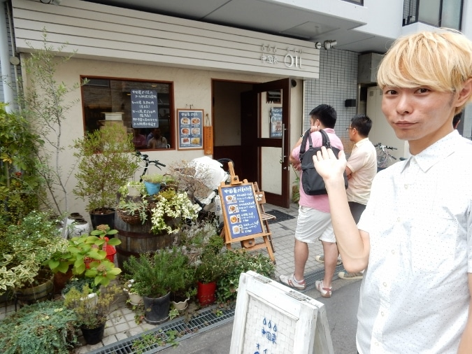 梅田スカイビル レストラン (25)