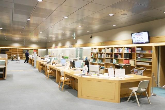 府立中央図書館 (29)