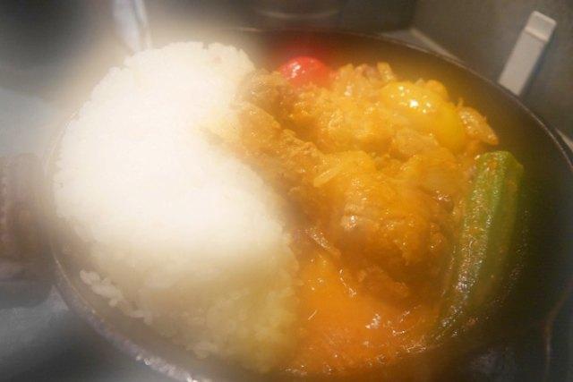 野菜を食べるカレー-(14)