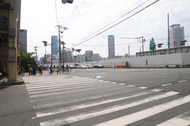 大阪ステーションシティ駐車場-(1)