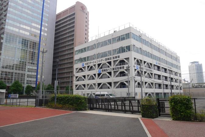 大阪ステーションシティ西梅田-(1)