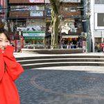 大阪『アメリカ村・三角公園』へのアクセス【写真付き道案内】