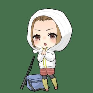 釣り(冬)