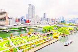 水都大阪フェス2012,ラバーダック