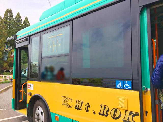 有馬六甲周遊1dayパス,六甲山上バス,六甲山観光のバス,