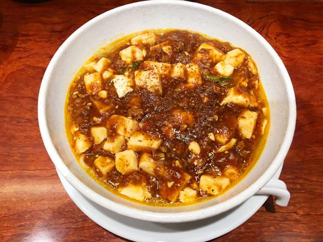 SHIBIRE-NOODLES 蝋燭屋,麻婆麺,