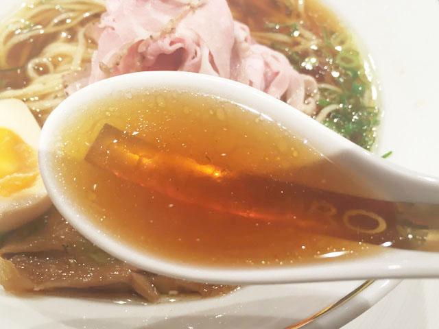 TAKAHIRO,RAMEN&BEER,スープ