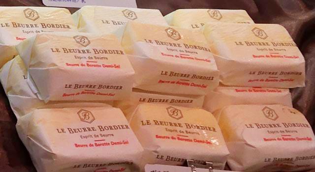 ボルディエ,有塩バター,フランスフェア2019,阪急百貨店,