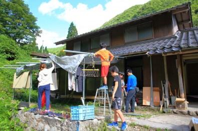 いなば西郷自然教室:杣小屋班_資料写真02