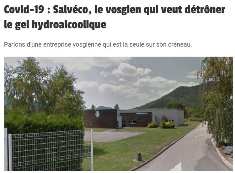 COVID-19 : La mousse désinfectante mains OSANIS veut détrôner le gel hydroalcoolique